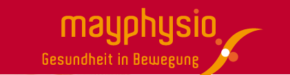 Mayphysio Gesundheit in Bewegung