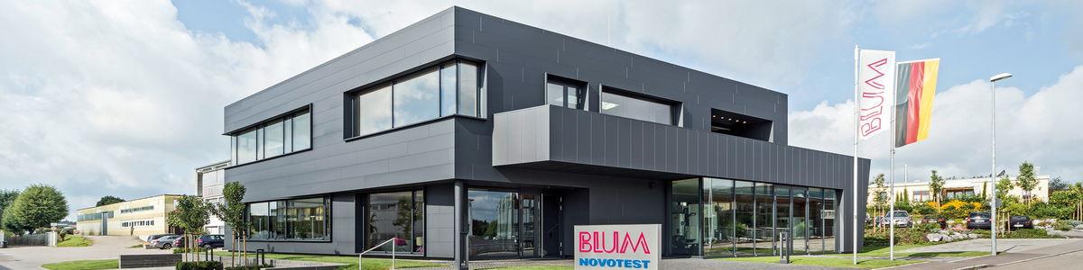 Blum-Novotest GmbH cover
