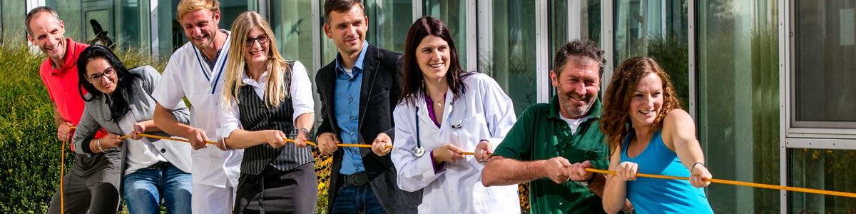 Waldburg-Zeil Kliniken cover