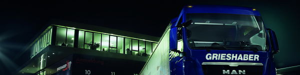 Grieshaber Logistik cover image
