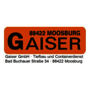 Gaiser Tiefbau- und Containerdienst