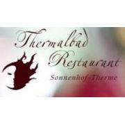 Thermalbad Restaurant Sonnenhof Therme